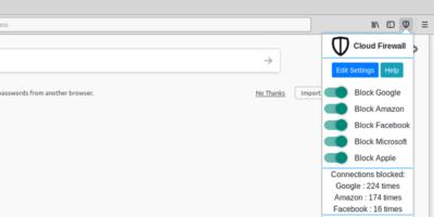 Cloud Firewall Featured
