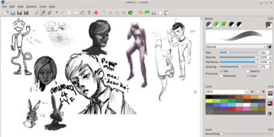 Drawpile Featured