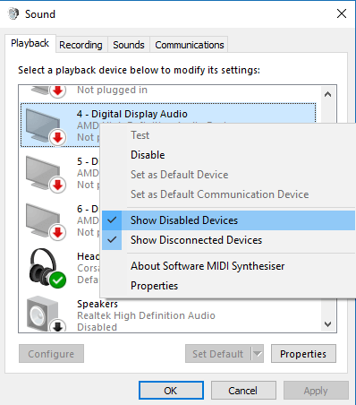 How to Use the Optical (S/PDIF) Port on Windows 10 - Make Tech Easier