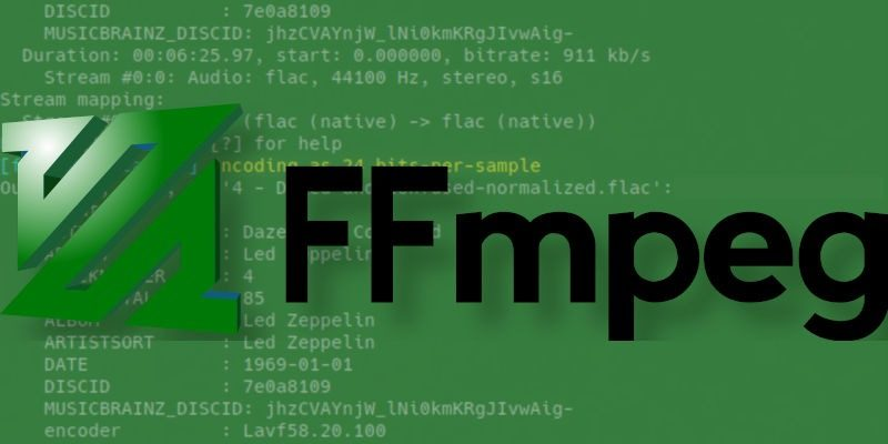 Adjust and Normalize Your Music Files with FFMPEG - Make