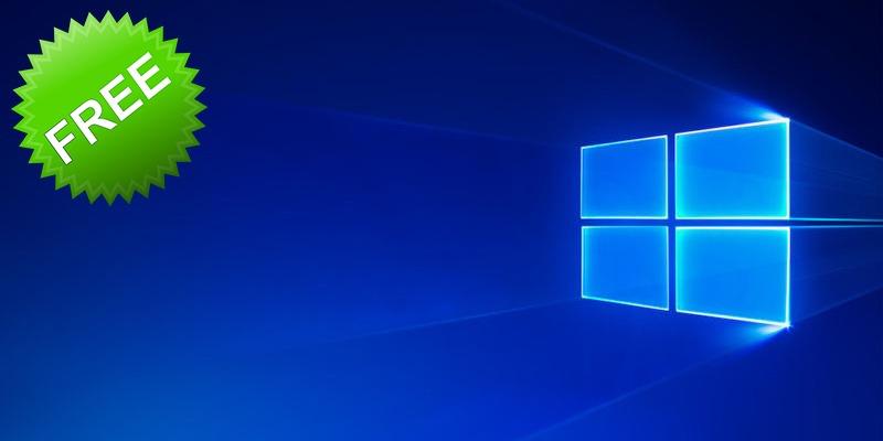 windows 8 upgrade to 10 free 2019