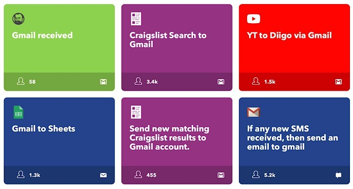 Google Limiting Gmail Options in IFTTT by End of March - Make Tech