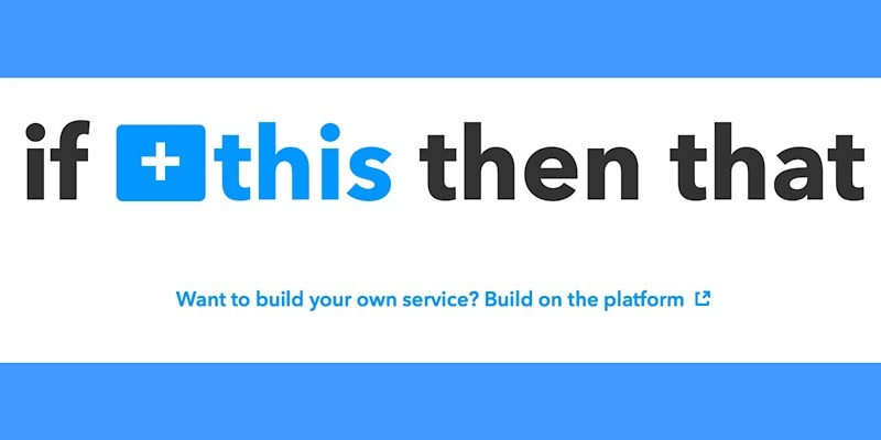 Google Limiting Gmail Options in IFTTT by End of March