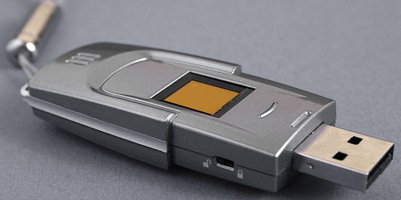 Featured Usb Fingerprint Scanner