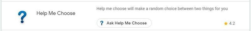 Google Assistant Productivity Help Me Choose