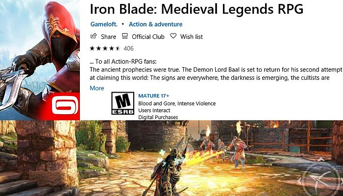 Iron Blade Medieval Legends