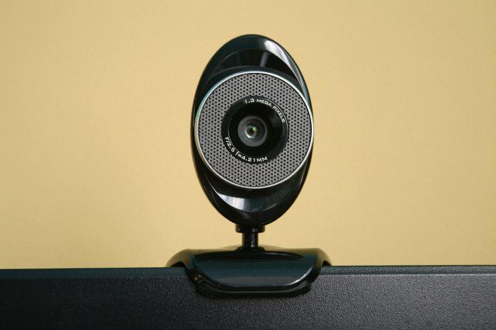 Ransomware Jailed Webcam