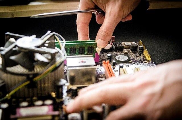 Repair Scam Hardware