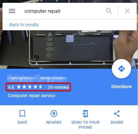 Repair Scam Reviews