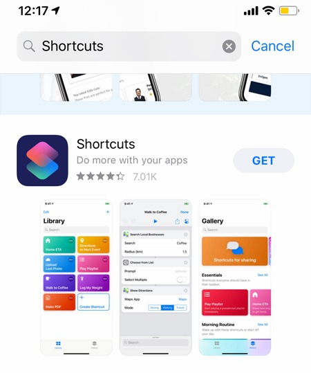 Schedule Text Message Shortcuts