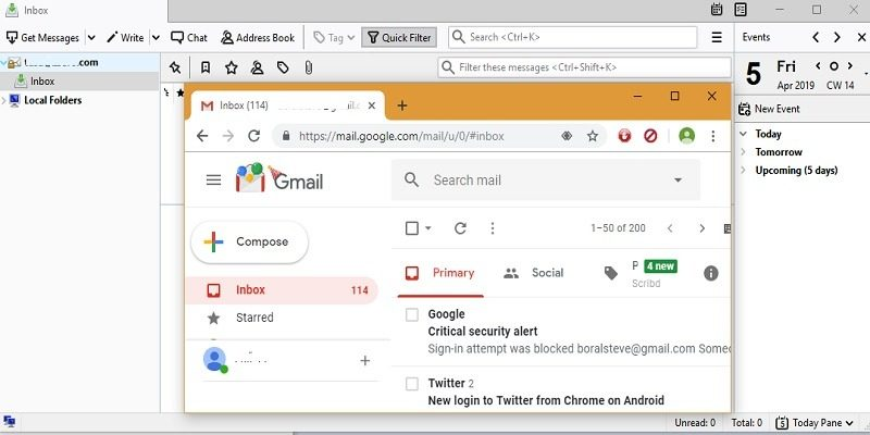 How to Set Up Gmail With Thunderbird in Quick Easy Steps
