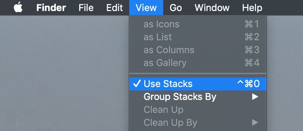 Stacks Osx Enable