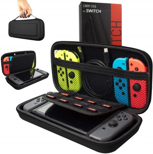 Switch Accessory Case