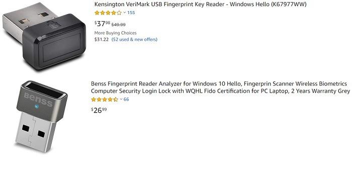 Usb Fingerprint Scanners Online