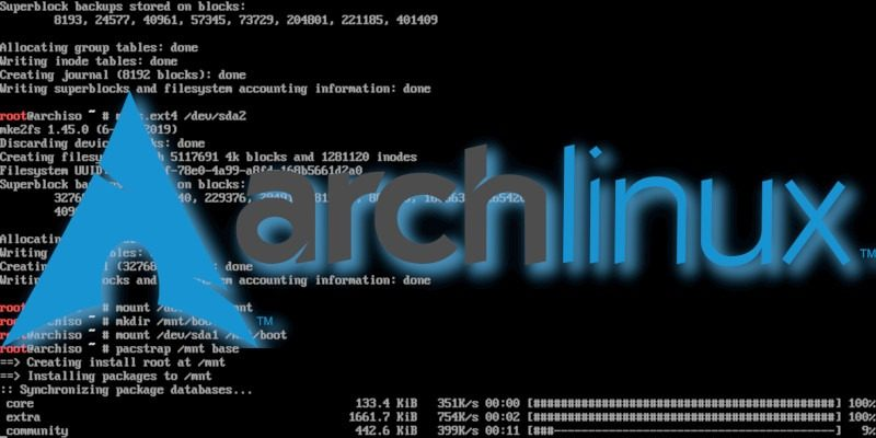 How to Install Arch Linux - Make Tech Easier