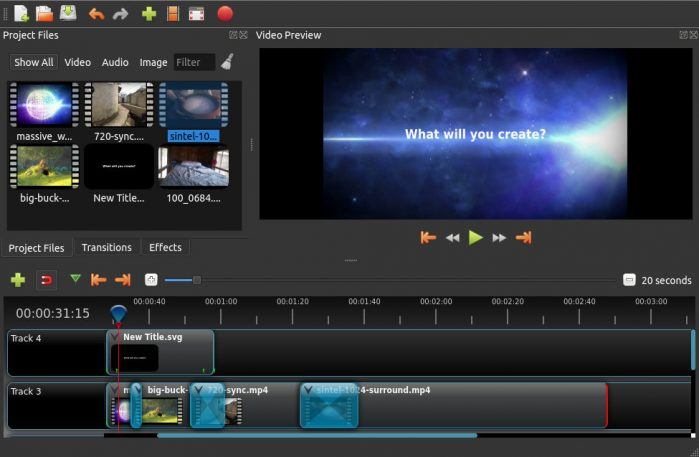 Best Video Merger Splitter App Openshot