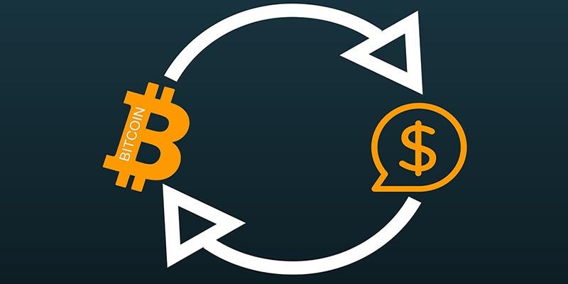 Cryptocurrency Business Bitcoin Convert Dollars
