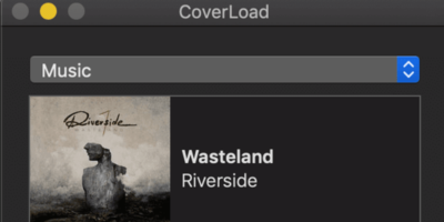 Coverload Featured