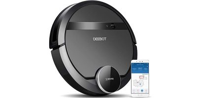 Deal Deebot Robotic Vacuum Cleaner Featured