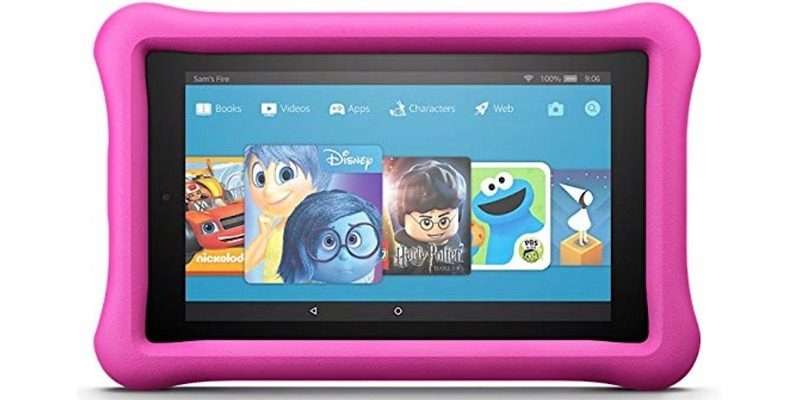 Deal Fire Kids Tablet Featured