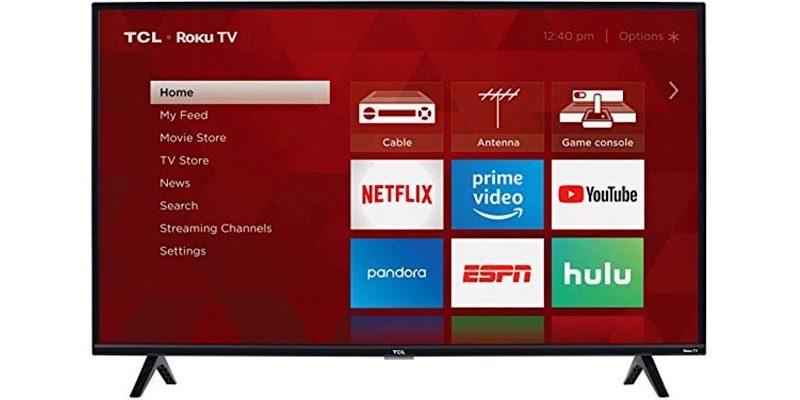 Deal Tcl Roku Tv Featured