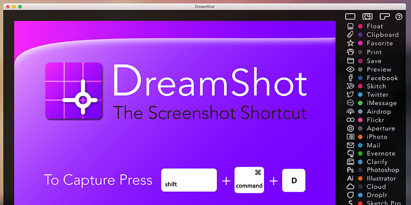 Dreamshot Featured