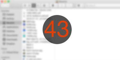 Fix Mac Error Code 43 Featured