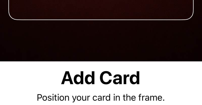 How To Fix Apple Pay Re Add Card