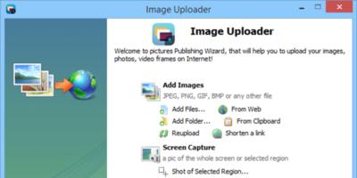 Image Uploader Featured