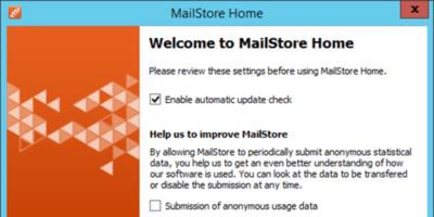 Mailstore Home Featured