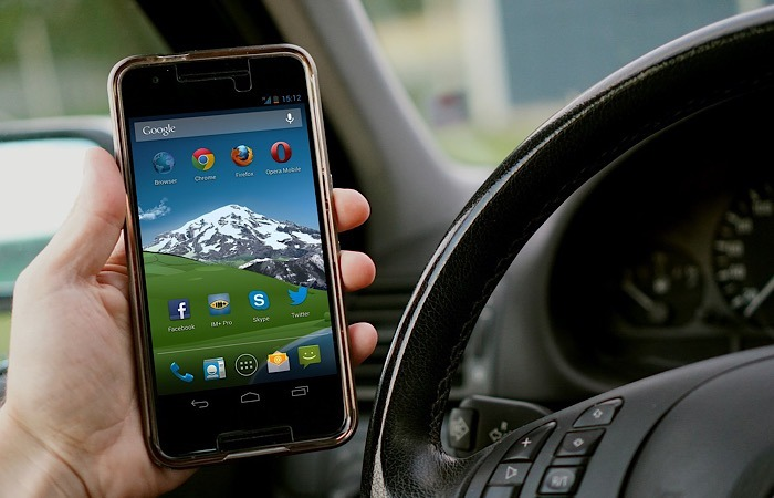 News Distracted Driving Android