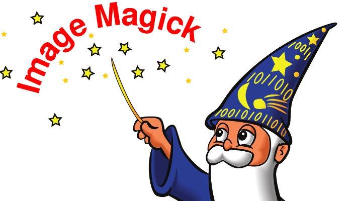 Resize Imagemagick Logo