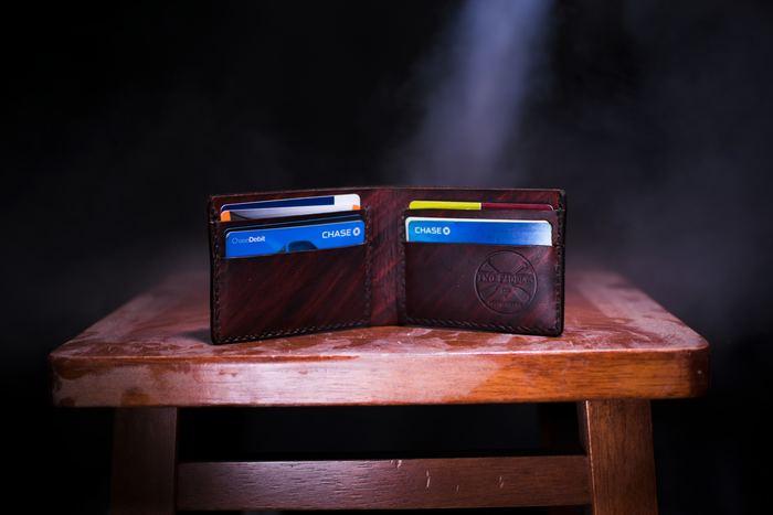 Rfid Blocking Wallet Work
