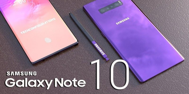 Samsung Galaxy Note 10 Featured