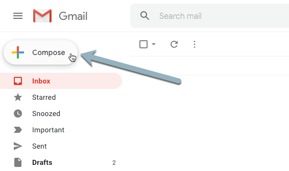 Schedule Email Gmail Compose Button
