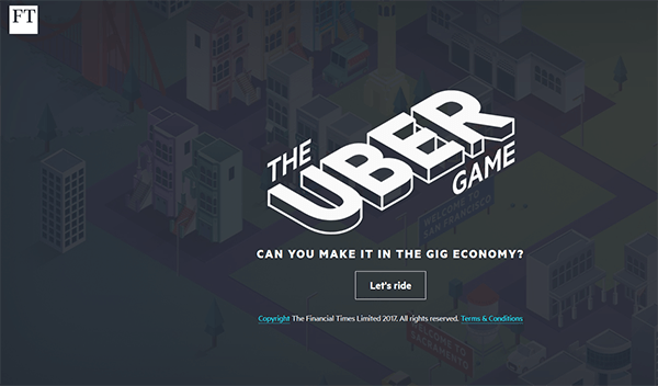 Serious Games Uber