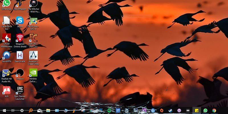 Taskbar Not Working Windows 10 Header