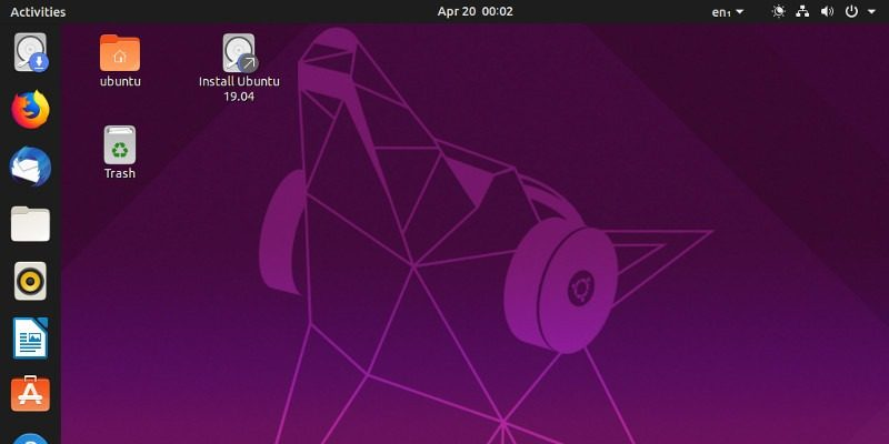 Ubuntu 19 04 Featured