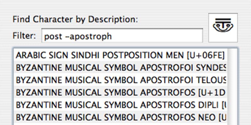 Unicodechecker Featured