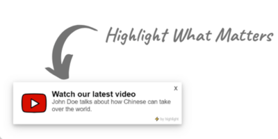 Use Highlight Featured