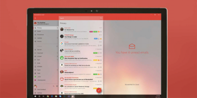 Wundermail For Gmail Featured