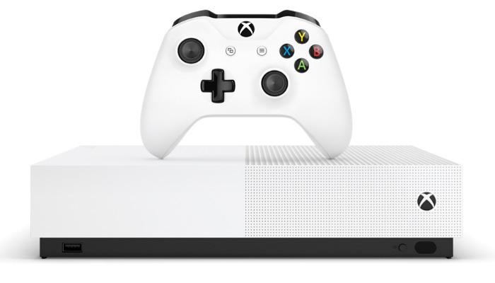 Xbox One Alldigital
