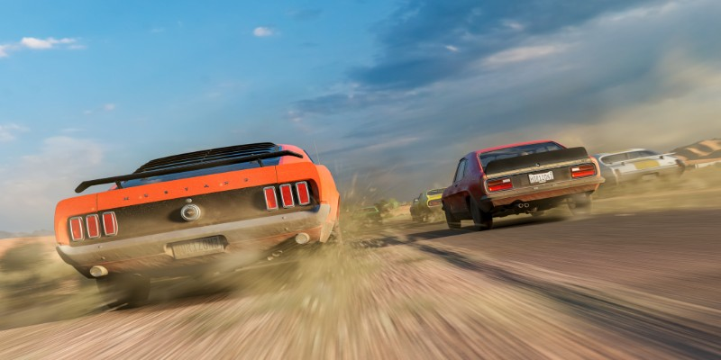 Xbox One S Forza3