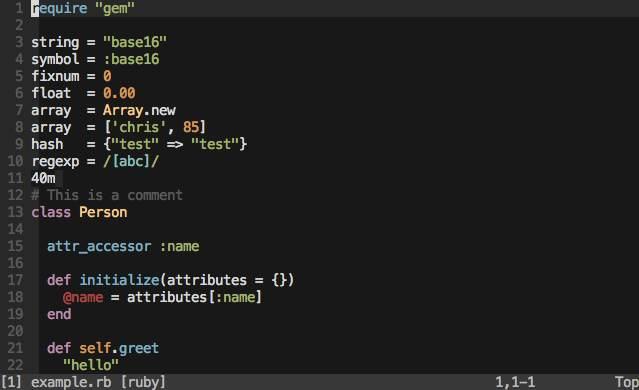 Xfce Terminal Themes Base16