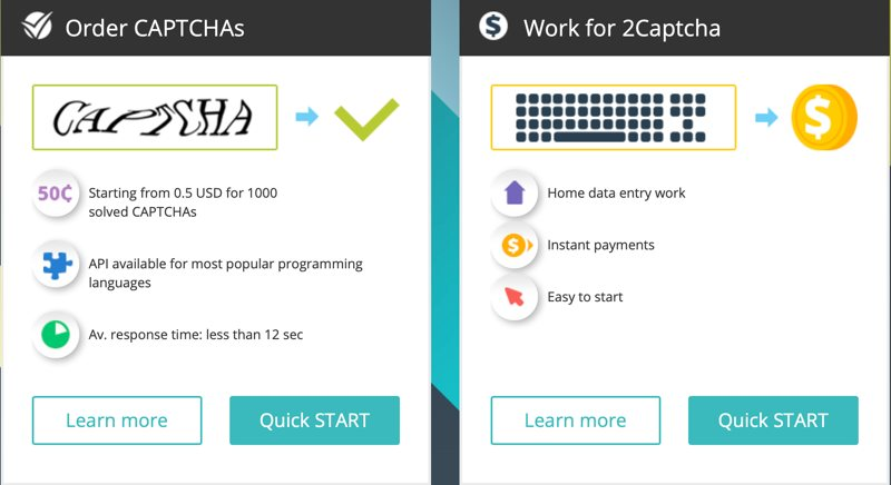 2captcha Review About