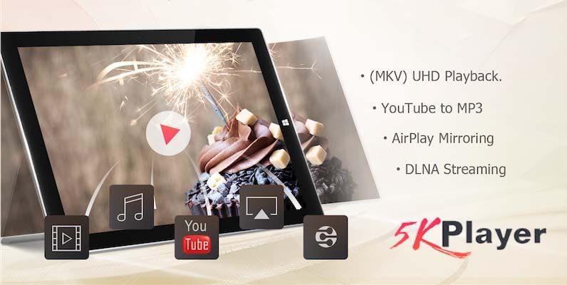 5k video player