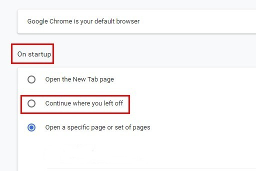 How to Restart Chrome without Losing a Single Tab - Make Tech Easier