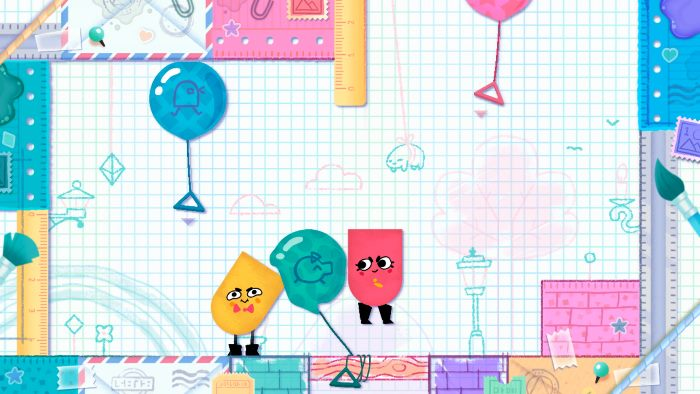 Educational Switch Snipperclips