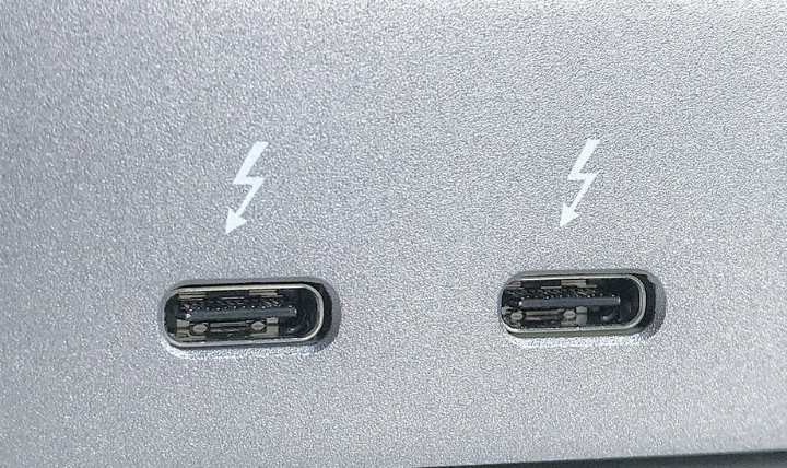 Usb Power Delivery Thunderbolt Interface