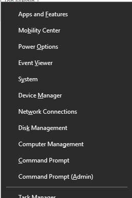 Usb Quick Removal Windows X Menu
